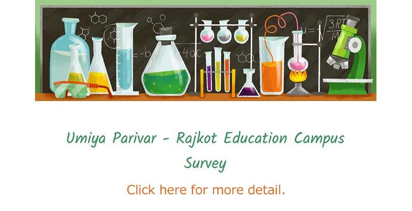 Umiya Parivar - Rajkot Education Campus Survey