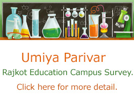 Umiya Parivar - Rajkot Education Campus Survey